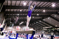 Prestige gymnastic competition